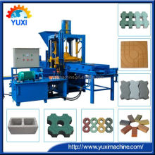 Wonderful shaping performance Table and mould vibration Concrete Cement Block produce/fly ash paving Brick Making Machine