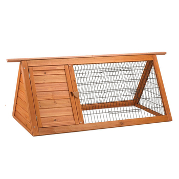 New Style Outdoor Wooden Pet House Rabbit Hutch Designs
