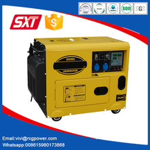 5000w air cooled generator