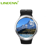 3G touch screen smart watch WIFI GPS SOS hand watch mobile phone price