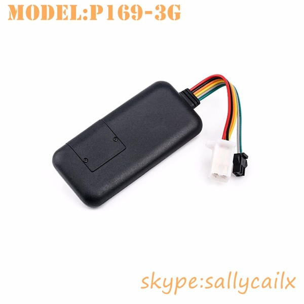ip67 waterproof mini gps tracker P169 3G WCDMA Vehicle/ Car GPS Tracker