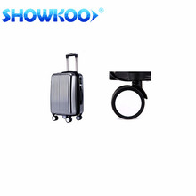 2017 Alibaba Hot Sale good quality custom grey abs Luggage big lots ride on hand luggage