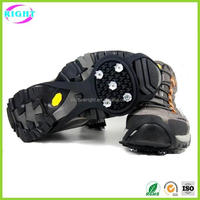 Winter non-slip snow shoes cover magic spike ice gripper