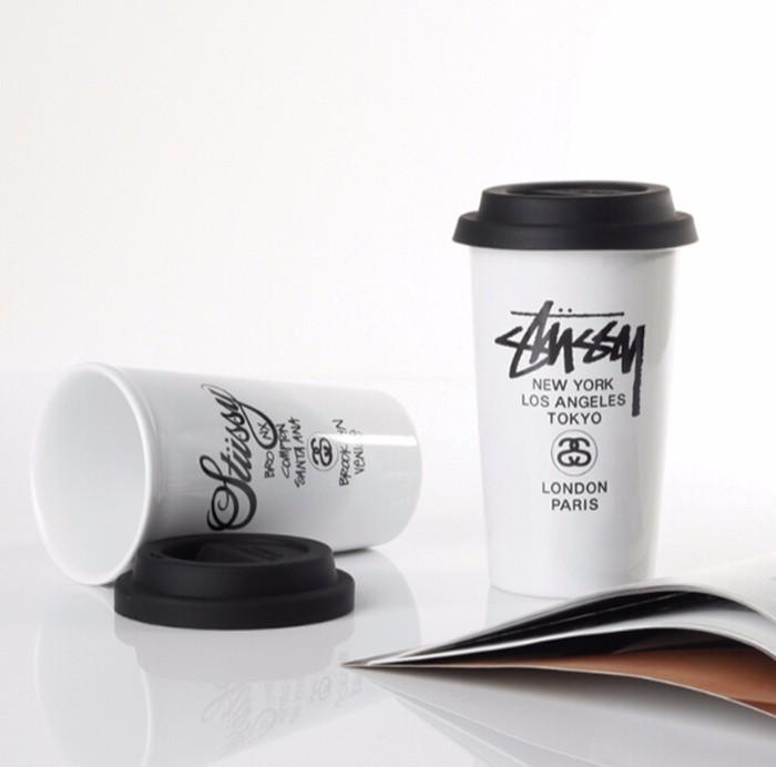 Souvent Starbucks café tasse avec logo personnalisé, lettres tasse avec  RJ19