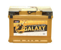 Car Batteries 561-260 GALAXY GOLD Ca-Ca Storage Battery Super Heavy Duty Car Battery Made in EU