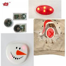 Waterproof flash light sound chip /led flash music ic chip