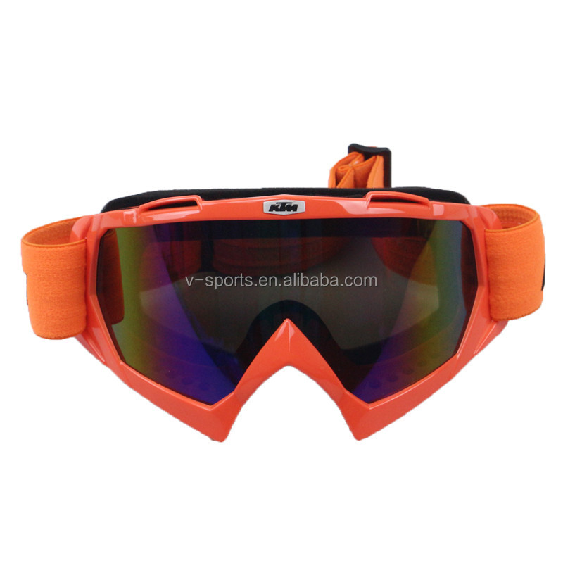Professional KTM motorcycle goggle Cross bike helmet glasses for Dirt Bike ATV UTV vehicle downhill bike goggle