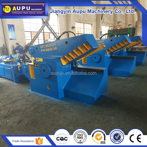 Supplier ce certification metal portable hydraulic shear
