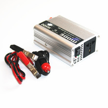 Car Power Inverter 300W volt modified sine wave inverter dc 12V to ac 220V aluminum body