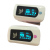 HOME USE OLED FINGERTIP pulse oximeter with temperature MODEL:OXI1518T