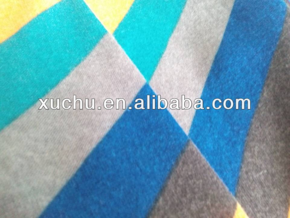 hachi printed single jersey knitted fabric