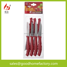 new products kitchen utensil stainless steel Knife for paring fruit