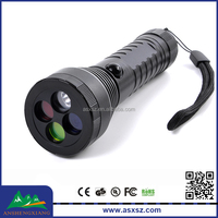 Newest 4 Colors R2 LED Flashlight Torch With Direct Charge Function