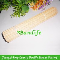 New style hot-sale picnic brochette bamboo skewer