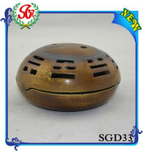 SGD33 Polyresin Incense Burner, Oil Burners Diffusers Aroma Lamps