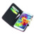 TPU Cover Card Holder Flip Wallet Case For Samsung Galaxy S5 Mini,For Samsung Galaxy S5 Mini Wallet Case,S5 Mini Case