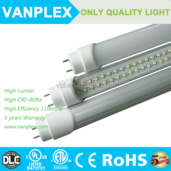 low price 15w led reb tube DLC UL t8 led tube 1200mm 15w tube led