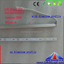 2012 hot selling with new style of high-brightness 5630 led rigid bar in the market