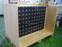 156*156mm solar cell 260W Monocrystalline solar panel PV Module