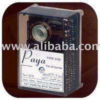 Paya Electrical Control with Small Box For Oil Burners - 310 S