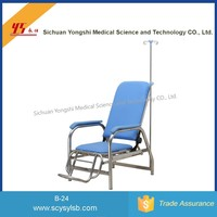 Good Quality Steel Medical infusion Chair used in Injection Room