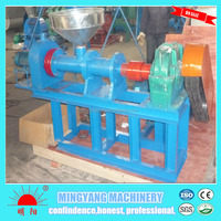 Factory direct sell high yield 22kw industrial pellet making machine for fish farm
