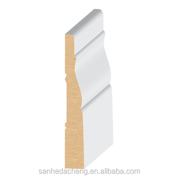 best Price decoration style mdf molding/MDF mouldings