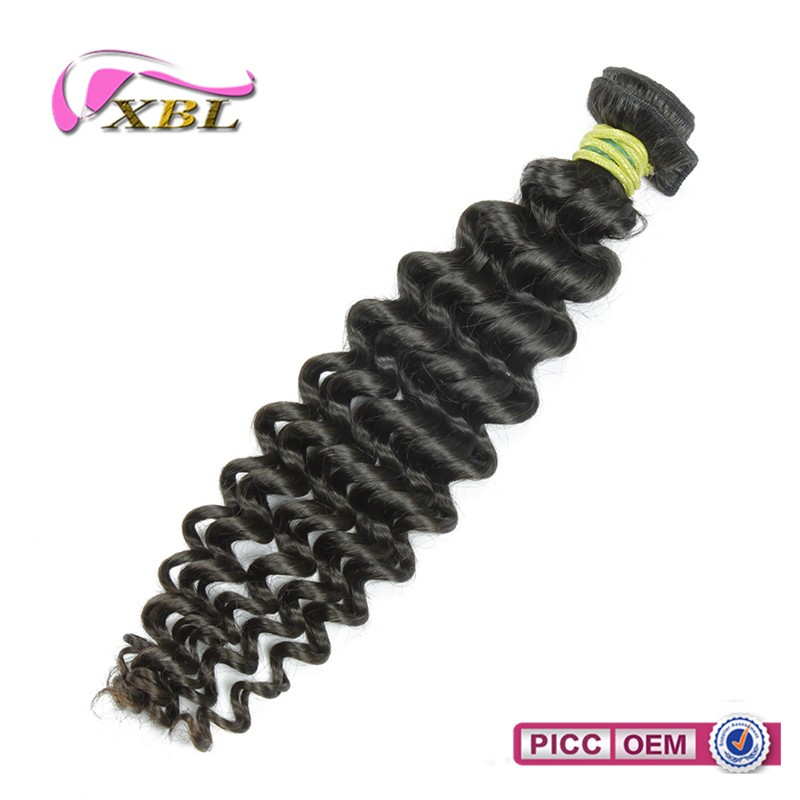 XBL New Arrival XBL High Quality Natural Malaysian Remy Hair Weaving