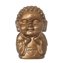 make custom design plastic buddha figure statue,small plastic toy buddha figure