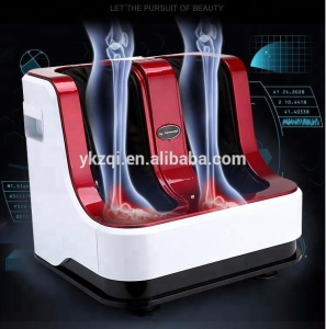 2018 Healthcare electric blood circulation beautician relax pain air compressioni pressure foot leg massager