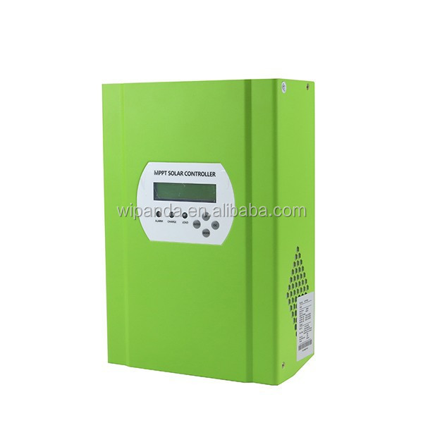 60A Automatic System Recognition Solar Battery Charger