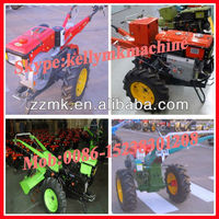 New style long service walking tractor price