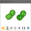 new style green color nice vegetable shape ceramic spice shaker