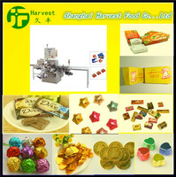 Full automatic XF-Z pillow type chocolate bar wrapping machine