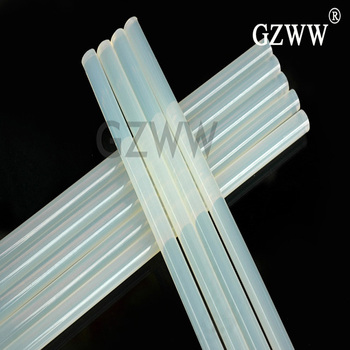 W102 white crystal eva Hot melt glue sticks
