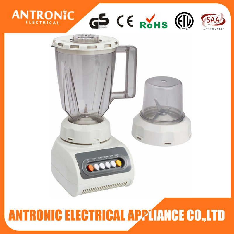ATC-999 Antronic 2 in 1 blender blender with chopper
