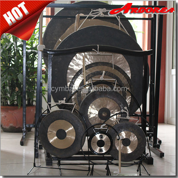 Hot selling! New style gongs for sale metal gong