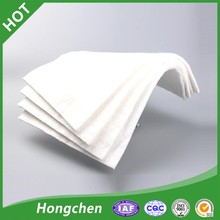 Plastic pet non woven geotextile fabric made in China