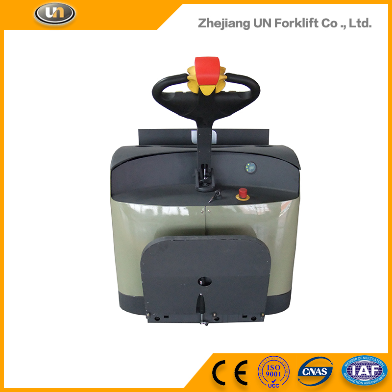 2T Small Electric Forklift Trolley Pallet