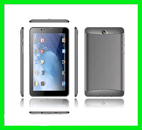 gps navigation android tablet pc with 3g phone call 7 inch MTK8312 dual core