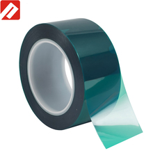 PET Material and Insulation Tape Type Polyester Film Green Tape For Cable