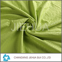 China market polyester embossed brushed fabric used for t-shirt