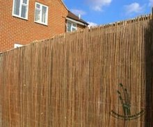 willow fence rolls for gardening