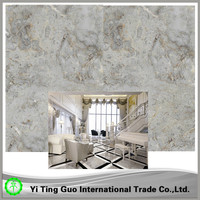 16x16 Glazed Ceramic Floor Tile Marble