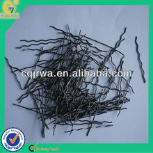 construction steel fiber for highway pavements/airport runways