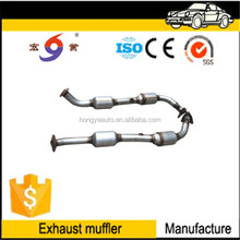 2017 chinese manufacture car motorcycle exhaust muffler pipe for 100cc silencer