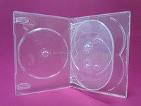 hot sale Auto packaging plastic dvd case