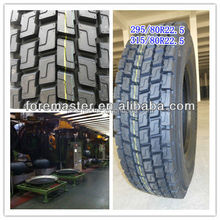 385/65R22.5 truck tires for mining LOTOUR Brand