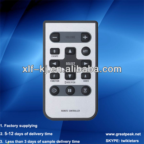 good quality xlf-015a ultrathin videoplayer remote control