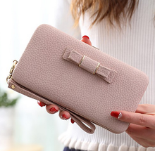 new product canvas cheap women purse, gentle wallet for women
